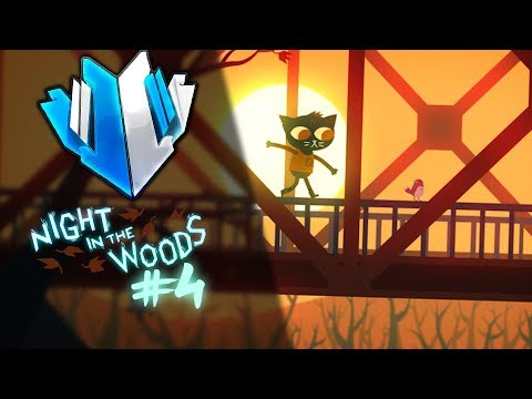 Night in The Woods #4
