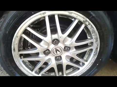 How to clean aluminum wheels. EASY WAY