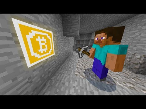 How to Mine Bitcoin in Minecraft Pocket Edition