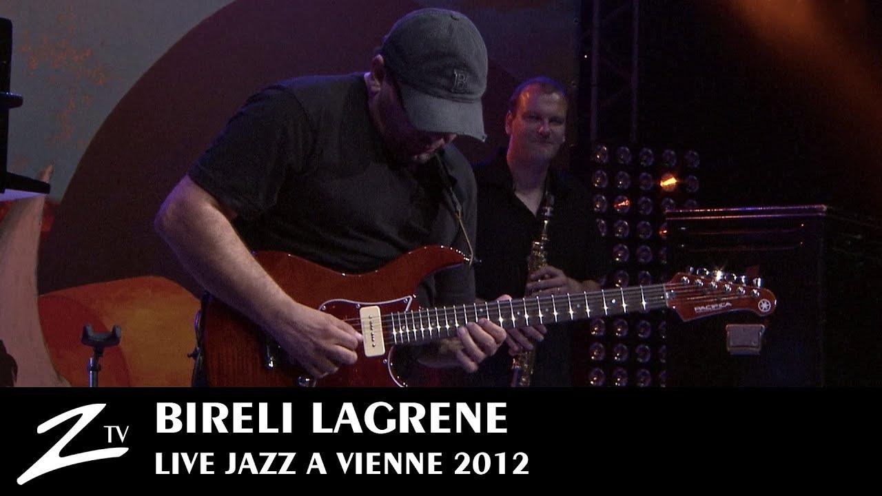 Biréli Lagrène - Isn't She Lovely - Jazz à Vienne 2012 - LIVE HD