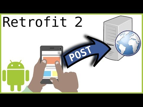 Retrofit Tutorial Part 3 - POST REQUEST & FORM URLENCODED - Android Studio Tutorial