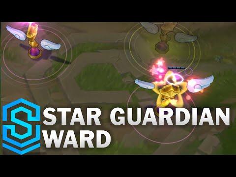 Star Guardian Ward Skin