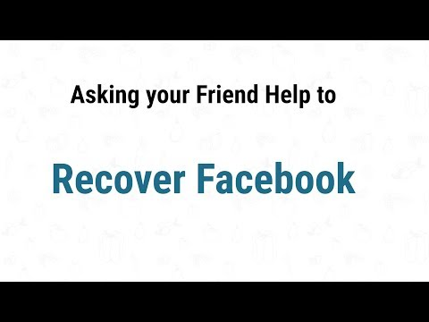 How to Recover Facebook Account without Old Email, Asking your Friends for Help? New Method 2018