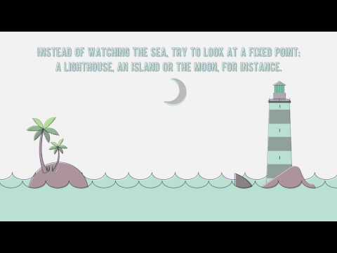 How to avoid getting seasick on a cruise