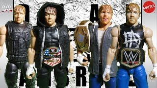 The Evolution of Dean Ambrose | WWE Figures