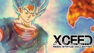 WHO NEEDS LR VEGITO BLUE!? I HAVE THE NEXT BEST THING!! CRAZY XCEED FIGURE UNBOXING