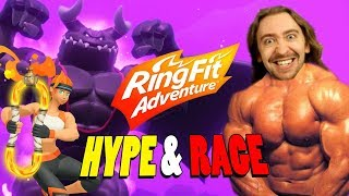 HYPE & RAGE: Ring Fit Adventure Edition