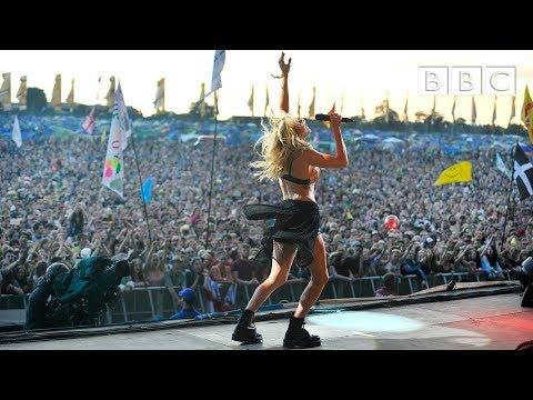 Ellie Goulding  - Burn at Glastonbury 2014