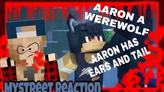 APHMAU'S DAD! || Reaction to: Her Dad | MyStreet: Starlight
