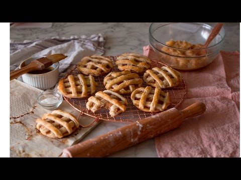 How to Make Apple Pie Cookies