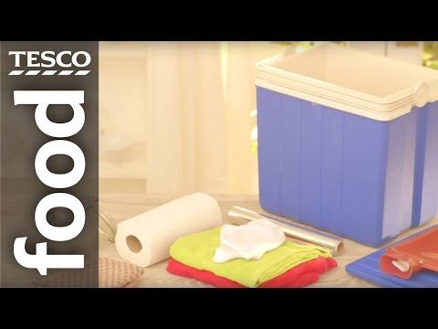 How to Keep Food Hot for a Picnic | Tesco Food