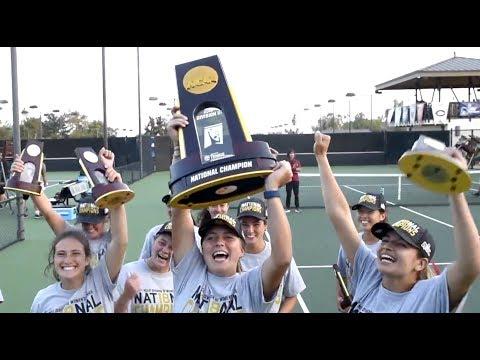 CMS Athenas win 2018 NCAA Division III women's tennis title