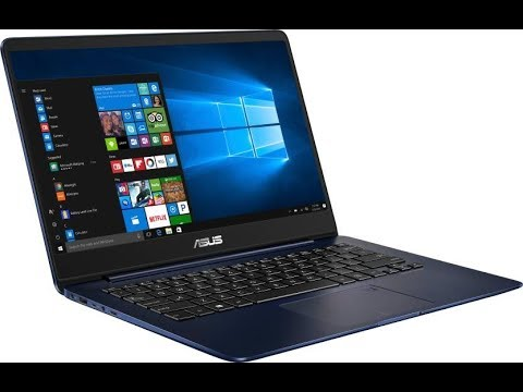 Asus ZenBook Core i5 8th Gen Price, Features, Review