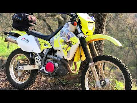 DRZ Ride to Coloma and Placerville