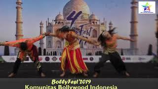 BOLLYFEST|CHACA|MANZOOR EK KHUDA|COVER DANCE