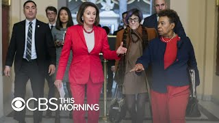 Download Pelosi asks Trump to delay State of the Union address amid shutdown Video