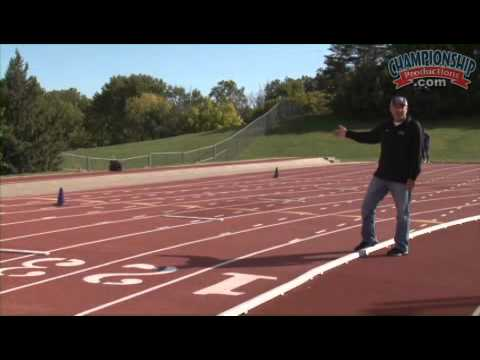 Develop Better Stride Length to Lower Sprint Times!