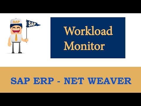 ERP SAP Basis - Net Weaver | SAP Workload Monitor (Performance Tuning) - Part 3 |