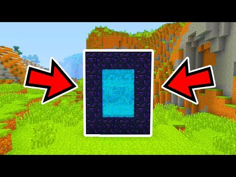 HEROBRINE MADE A PORTAL IN MY MINECRAFT WORLD! (Ps3/Xbox360/PS4/XboxOne/WiiU)