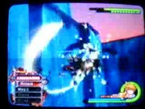 Kingdom Hearts II: Sephiroth lvl 53, sweet memories: PART 1