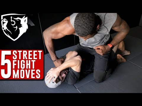 5 Common Street Fight Strategies (and How to BEAT Them!)