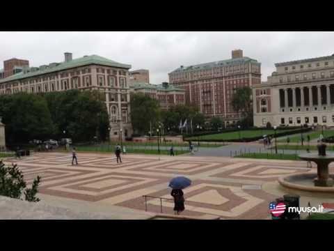 Columbia University a New York: guida di viaggio per la visita