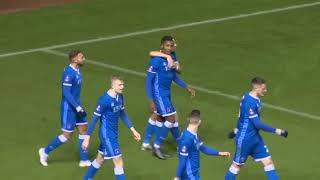 Carlisle United 1 0 Forest Green Rovers Second Round Replay Highlights