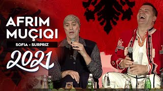 Humor Sofia - Surpriz Afrim Muqiqit (Gezuar 2021)