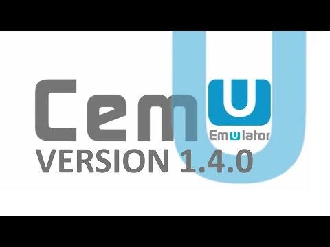 Cemu 1 4 Emulator (Wii-U) - PlayItHub Largest Videos Hub