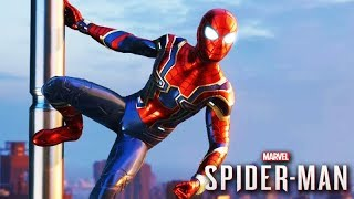 Download A ROUPA do IRON SPIDER MAN! - (SPIDER-MAN PS4) Video