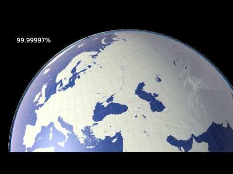 Precious Ozone - the size of it