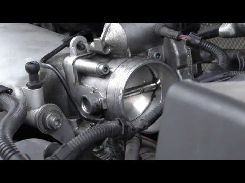 24V VR6 Throttle body self alignment