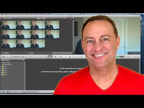 Create a transparent image or logo in Preview for iMovie