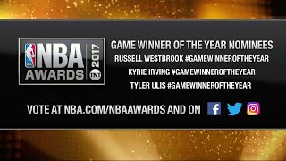 Inside the NBA: Game-winner of the Year Nominees | NBA on TNT