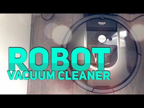 iRobot Roomba 980 Robot Vacuum Cleaner
