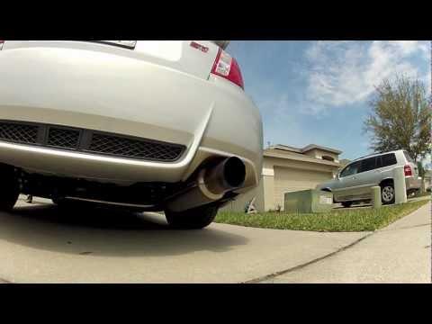 2011 Subaru STi turbo spool and EWG with 20g turbo