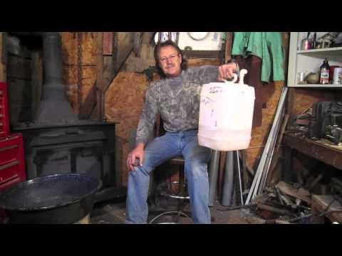 How to Make Lye Part 2 Quick Lye