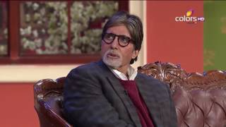 Comedy Nights With Kapil - Amitabh & Boman - 2 - Bhootnath - 6th April 2014 - Full Episode (HD)