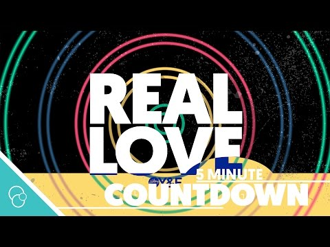 Hillsong Young & Free - Real Love (5 Minute Countdown) (4K)