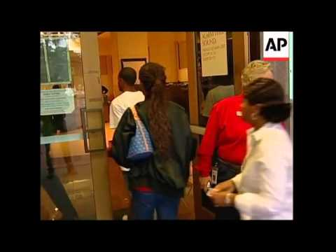 Voting in US presidential election begins in Florida