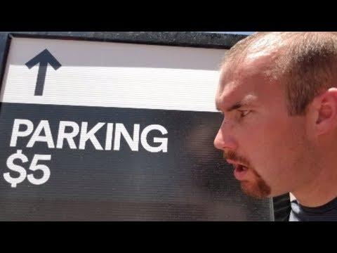Las Vegas North Premium Outlets Charging for Parking
