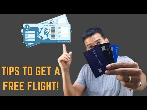 The Best Credit Cards For Free Flights