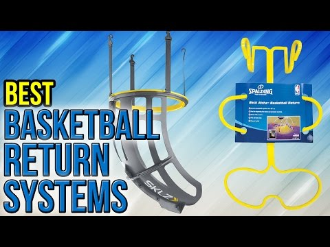 7 Best Basketball Return Systems 2017