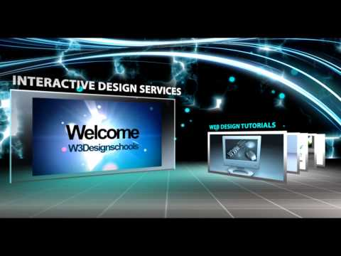 Free Video Tutorials for Learning Web, Graphic Design & 3D Animation and Modeling