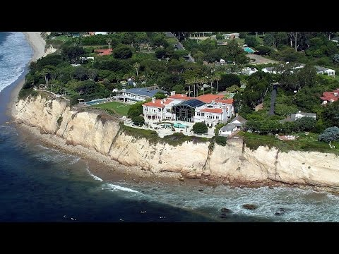 Point Dume View - Malibu's Luxury Homes - DJI Phantom 4