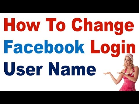 How To Change Facebook Login Email/UserName In Hindi/Urdu Must Watch