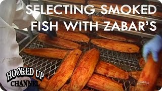 Download Zabar's Picky Tradition of Hand-Selecting Its Smoked Fish | food.curated. | Hooked Up Channel Video