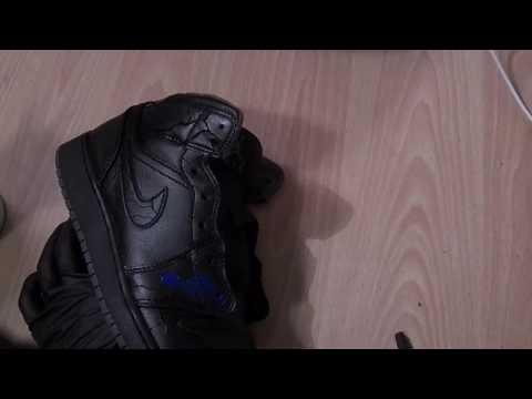 Jordan Retro 1 Custom