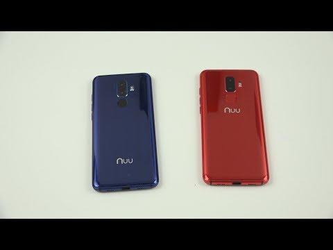 NUU Mobile G3 Unlocked Smartphone (64GB Storage / 4GB Ram)