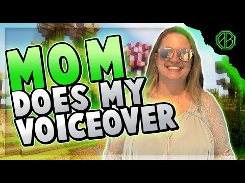 EASY 9 KILL GAME! [My MOM Commentates w/Me] ( Hypixel Skywars )